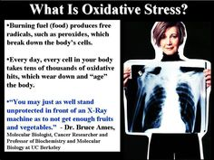 Oxidative Stress is what protandim helps with. Learn more at Www.lifevantage.com/redsetterenterprisesltd