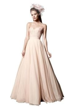 A Watters #wedding gown