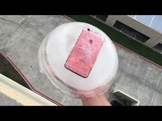 Can Ice Block Protect iPhone from 100 FT Extreme Drop Test? First Iphone, Ice Blocks, Foot Drop, Apple Products, Apple Tv, 30, The 100, Iphone Cases, How Are You Feeling
