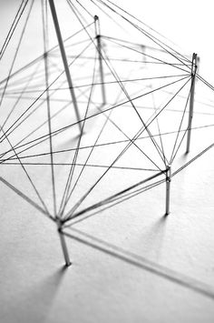 model architecture needle & thread