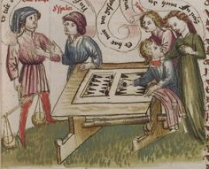 Thomasin <Circlaere>   Welscher Gast (a) Schwaben, um 1460-1470 Cod. Pal. germ. 320 Folio 13r