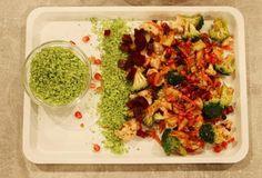 Σαλάτα ενέργειας με γλυκόξινο dressing (Boost salad)-featured_image