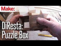 DiResta: Puzzle Box | MAKE
