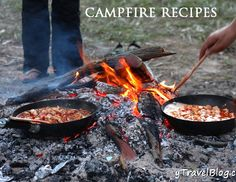 Huge listing of campfire cooking recipes!