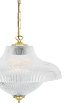 The Essence Double Prismatic Pendant was designed to add a touch of glamour and charm to large areas.   This holophane pendant light provides a fabulous accent lighting in seating areas.  Perfect for hanging above a dining table to create a stunning centerpiece.   #prismaticpendant #suspensionlight #holophanelight #ceilinglight #victorianceilinglight #pendantlighting #regallighting