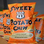 Come have Lunch with us too.....best Organic Chips ever at The Chicken House, Griffin, Ga.  40 mins. south of Atlanta, Ga.
