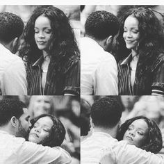 Image about black and white in Everythings! Rihanna And Drake, Best Of Rihanna, Rihanna Style, Big Love, Black Love, Black And White, Drake Quotes, Bad Gal, Love And Lust