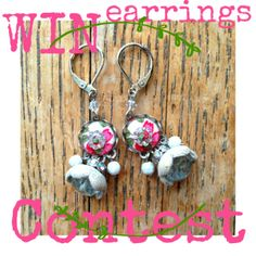 GREY COLT WINTER CONTEST. one lucky winner will win these earrings by Ayala Bar.enter up to 6 times by Valentine's Day.1)like photo on instagram 2)post photo to your instagram and tag @Col Turner 3)like photo on Grey Colt facebook page 4)share photo on your facebook page 5)repin photo from Grey Colt board on Katie Coulton's Pinterest page 6)like photo on Grey Colt Pinterest board