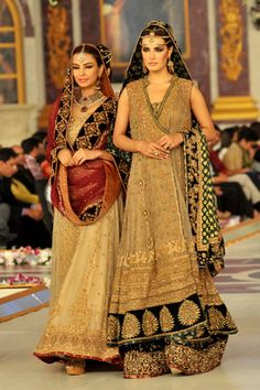 Aisha Imran Collection at Pantene Bridal Couture Week 2013 Day 3
