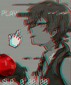 🍀 ~ Edit anime ❗ Flw me ? Art Anime, Anime Manga, Anime Love, Anime Guys, Chibi, Animes Yandere, Anime Profile, Cute Anime Wallpaper, Manga Boy