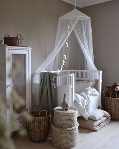 Baby Bedroom, Baby Room Decor, Kids Bedroom, Baby Nest Bed, Baby Barn, Baby Room Neutral, Kids Room Design, Big Girl Rooms, Room Interior