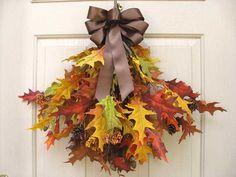 Őszi dekorációk: díszítsük otthonunkat színes falevelekkel! | Életszépítők