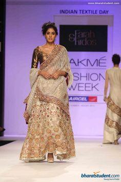 Farah & Firdos's Show at Lakme Fashion Week Summer/Resort 2013