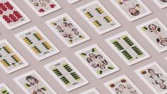 A special wedding present made with love and passion.This deck of playing cards includes twelve illustrations of the bride, the groom, his sister and her boyfriend. Special Wedding Gifts, Appreciation, Playing Cards, Gallery Wall, Deck, Presents, Behance, Bride, Games