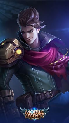 Claude Partners In Crime Mobile Legends Free Ultra HD Mobile Wallpaper Mobile Wallpaper, Hd Wallpapers For Mobile, Hero Wallpaper, Gaming Wallpapers, Ocean Wallpaper, Phone Wallpapers, Bruno Mobile Legends, Miya Mobile Legends, List Of Heroes