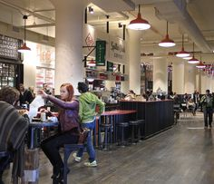 A Very Thorough Guide to Ponce City Market's New Central Food Hall