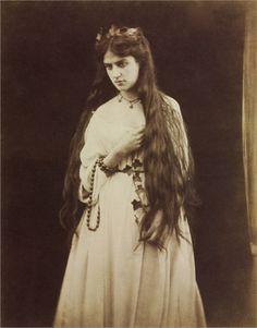 Julia Margaret Cameron | 134 фотографии