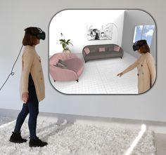 Fama presenta sus sofás con Realidad Virtual en IMM Cologne. - Noticias de la empresa de sofás Fama
