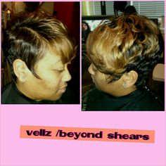 Cut and color with vellz