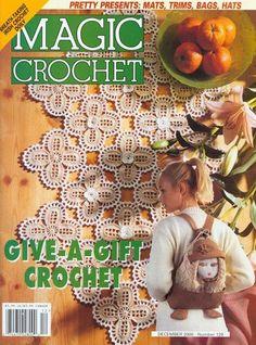 Magic Crochet nº 129 - leila tkd - Picasa Webalbumok