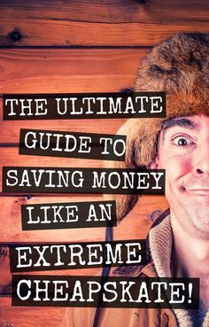 Quirky Bohemian Mama Blog: The Ultimate Guide to Saving Money Like an EXTREME CHEAPSKATE!