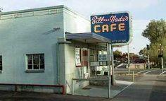 Bill and Nada's Cafe Salt Lake City, Utah, Nostalgia, Slc, Places, Outdoor Decor, Image, Lugares