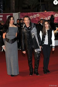 Nrj Music, Palais Des Festivals, 2013, Leather Pants, Couples, Madame, Claire, Photos, Portraits