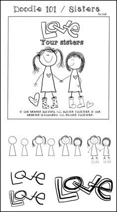 Doodle101:sisters:SueCarroll ✭★✭