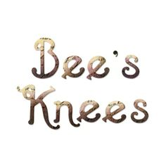 Sizzix Sizzlits Alphabet Set 9 Dies - Bee's Knees $44.99