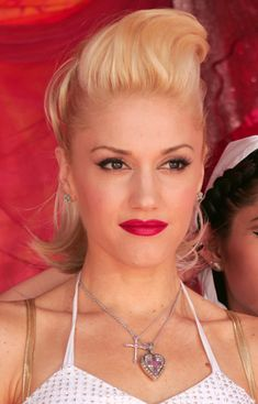 Gwen Stefani I love how fierce she is, powerful women are always positive role models!