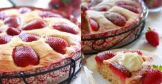 Recepty Archives - Page 13 of 161 - Báječná vareška Italian Cake, Milk And Eggs, Hungarian Recipes, Strawberry Cakes, Sweet Recipes, Deserts, Muffin, Dessert Recipes, Food And Drink
