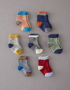 Baby Boden infant socks