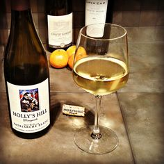 Holly's Hill Patriarche Blanc is a white Rhone style blend with crisp acidity that pairs well with Ina Garten's Linguine with Shrimp Scampi recipe.