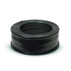 18.98 at Lowes. Perfect for rock frames around foundation. Blue Hawk 40-ft Black Landscape Edging Roll