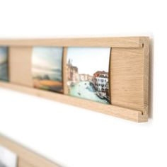 Connox Collection Daily Gallery photo bar 90 cm with rail suspension black / high wooden bar for presenting photos The post Connox Collection Daily Gallery photo bar 90 cm with rail suspension black / high appeared first on wood ideas.