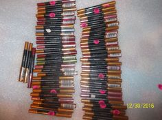 Lot Of 60 CoverGirl Flamed Out Shadow Pencils assorted new sealed #CoverGirl