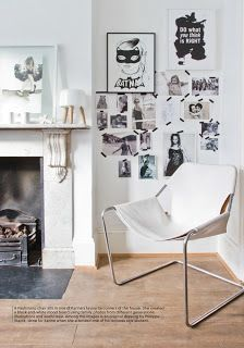 BODIE and FOU★ Le Blog: Inspiring Interior Design blog by two French sisters: My London home in HOME STYLE NZ