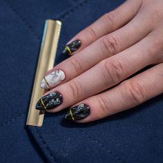 Semilac Black Diamond Semilac Grunge Neonail Cotton Candy