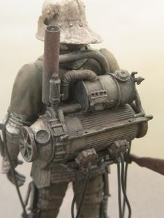 Steam Armored Fighting Suit