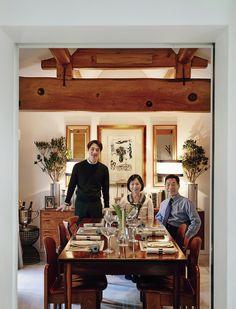 [BY 행복이가득한집] 디자이너 양태오 한옥에 살며 비로소 눈뜬 것들디자이너에게도 팬덤이 필요한 시대....