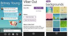 Από σήμερα το Viber παρουσιάζει την αναβαθμισμένη εφαρμογή Viber Out για Windows Phone 8.