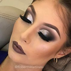"4,204 Likes, 7 Comments - Maquiagem Brasill® (@maquiagembrasill) on Instagram: ""  Trabalho lindo @roberthmartiness @roberthmartiness   . . #maquiagembrasill…"""
