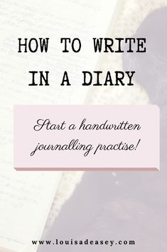 Start a daily handwritten journal with these prompts to get you started with your mindful memoir writing routine! #memoir #writing #writingprompts #biography #autobiographicalwriting