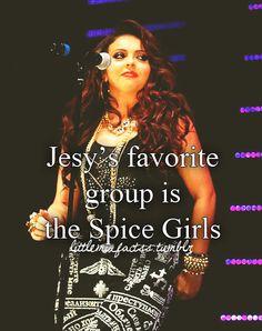 Jesy Nelson fact
