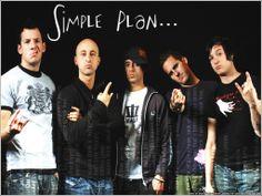 Simple Plan Wallpaper!!!!!!!!!!