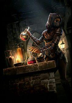 Dark Fantasy, Medieval Fantasy, Fantasy Art, Cat Character, Fantasy Character Design, Character Inspiration, Elder Scrolls Skyrim, Elder Scrolls Online, Dnd Characters