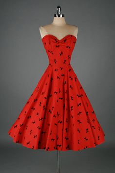 1950s cocktail dresses - Google Search