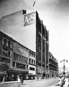 Abraham and Strauss Poster - Abraham and Straus was a major New York City department store which later became part of Federated Department Stores. Shortly after its 1994 acquisition, A started using the Macy's name.