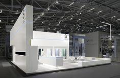 // Messestand Schmitt+Sohn Aufzüge Bau 2015 München