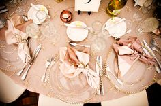 The different tones of blush add textures when mixed together, so lovely